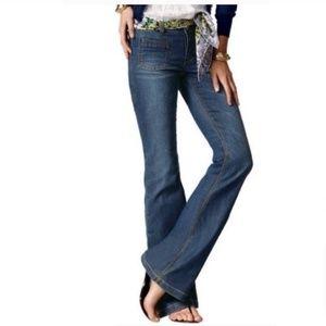 CAbi > Farrah Flare Vintage Style Jeans Size 6